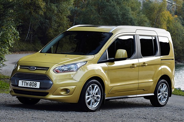 Ford Tourneo Connect Estate Review (2013 - ) | Parkers