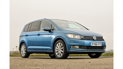 Volkswagen Touran Estate SE 1.6 TDI SCR BMT 115PS 5d