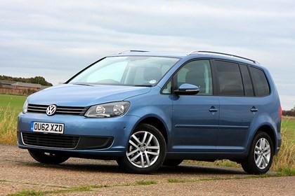 Volkswagen Touran specs, dimensions, facts & figures | Parkers