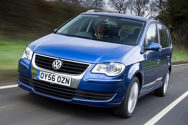 Owners Reviews Volkswagen Touran Estate 2003 16 S 5d 7 Seat