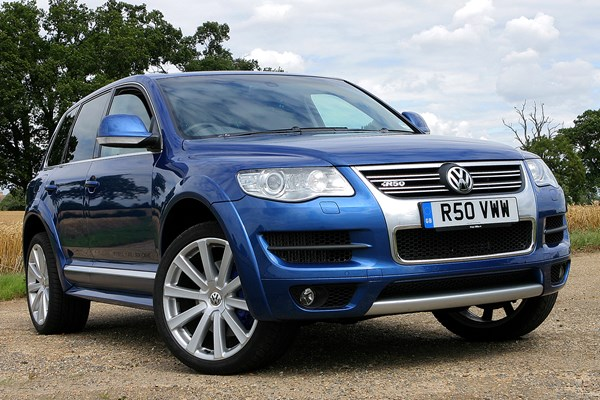 Volkswagen Touareg R50 (08-09) - rated 3.5 out of 5