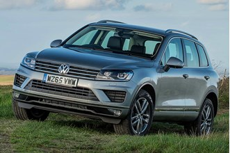 Volkswagen Touareg Estate (from 2010) Owners Reviews | Parkers