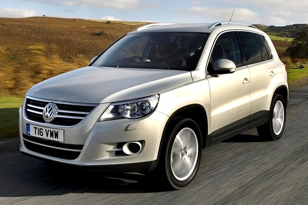 Volkswagen Tiguan 08 16 Rated 4 Out Of 5