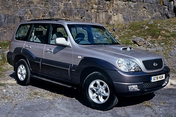 hyundai terracan station wagon from 2003 used prices parkers. Black Bedroom Furniture Sets. Home Design Ideas