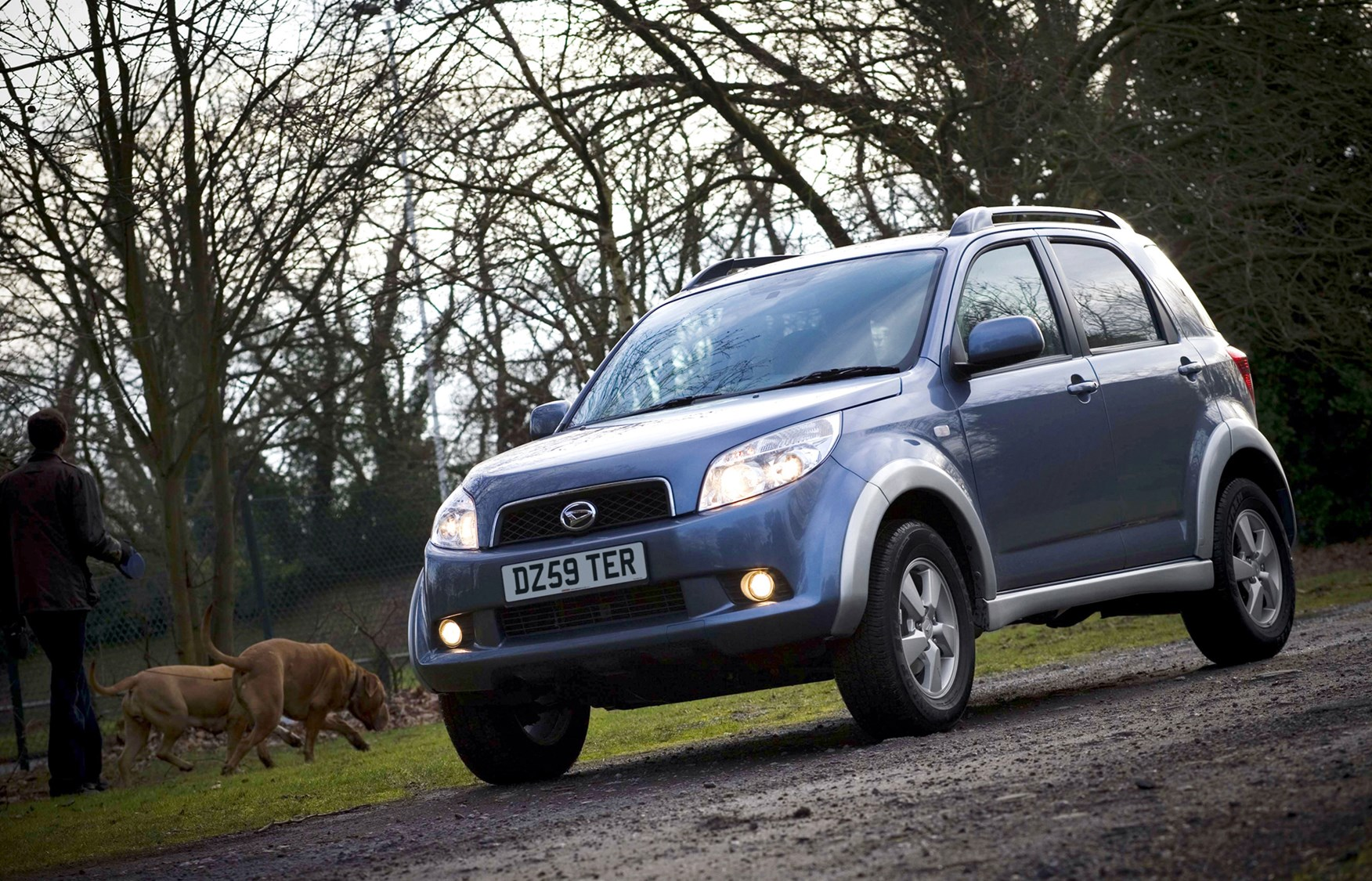 View all images of the daihatsu terios 06 10