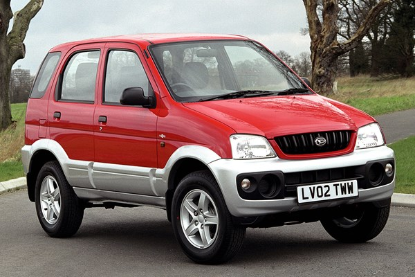 Daihatsu Terios Estate (from 1997) used prices | Parkers