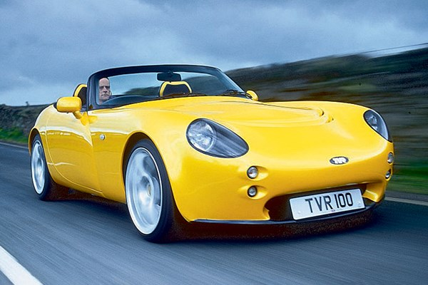 TVR Tamora (01-07) - rated 4 out of 5