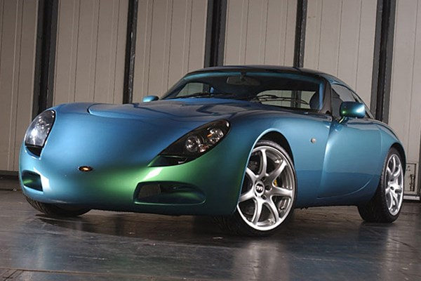 TVR T350 (02-07) - rated 3.5 out of 5