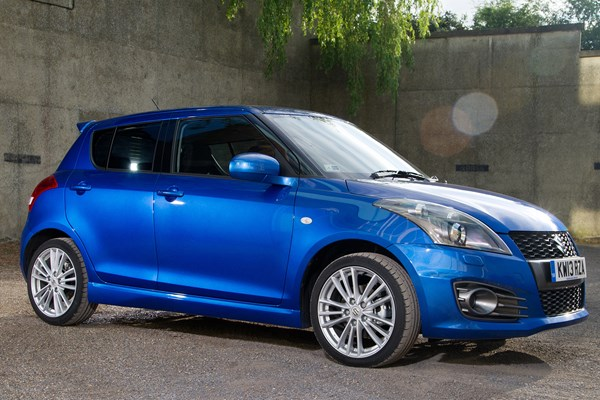 Suzuki Swift Sport (12-16) - rated 4.5 out of 5