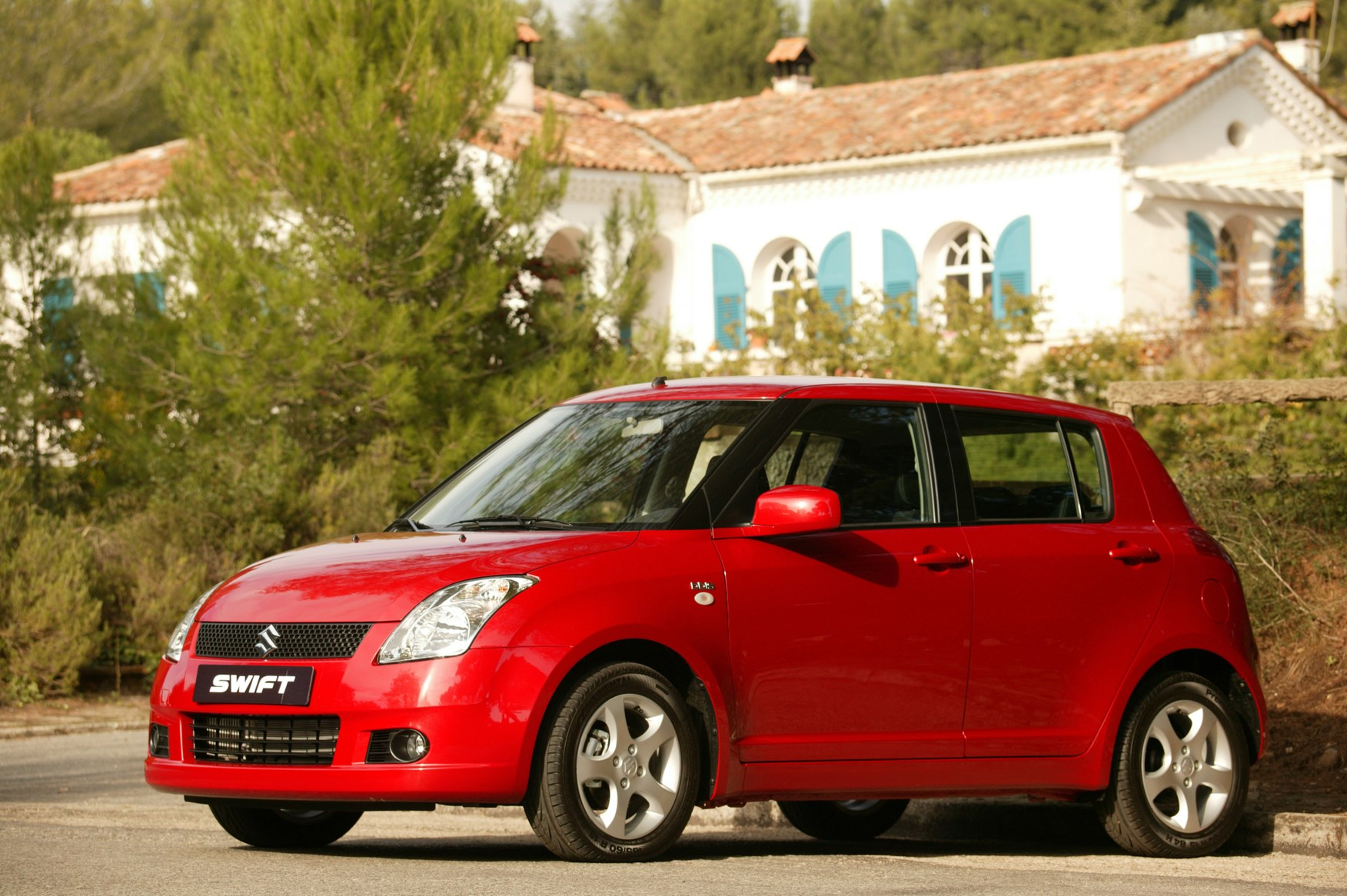 suzuki swift hatchback 2005 2011 photos parkers. Black Bedroom Furniture Sets. Home Design Ideas