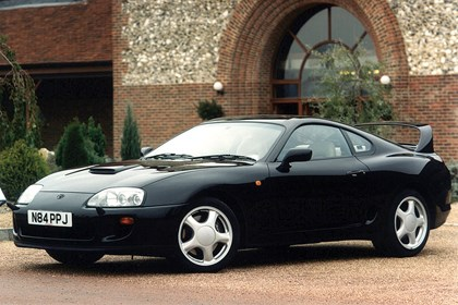 Toyota Supra Used Prices Secondhand Toyota Supra Prices Parkers
