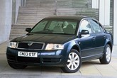 Skoda Superb Saloon 2002-