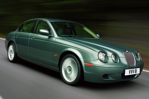 Jaguar S Type Saloon Review 1999 2007 Parkers