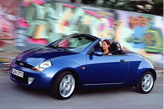 Ford StreetKa Roadster From 2003 Owners Reviews