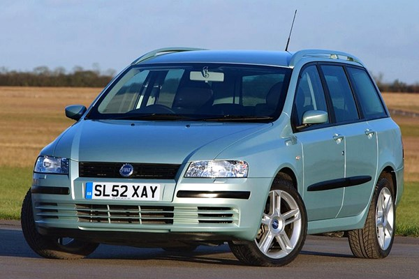 Fiat Stilo Multiwagon Review 2003 2007 Parkers