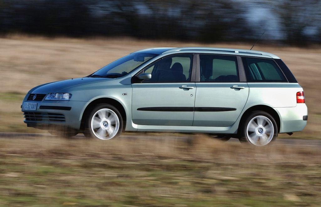 Fiat Stilo Multiwagon Review 2003 2007 Parkers