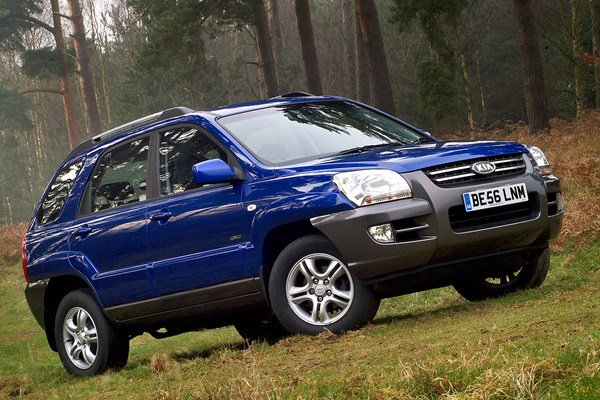 Kia Sportage (05 10)   Rated 3 Out Of 5