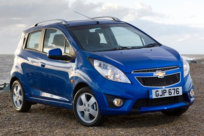 Chevrolet Spark Used Prices Secondhand Chevrolet Spark Prices