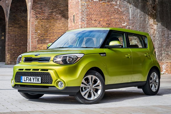 kia soul hatchback from 2014 used prices parkers. Black Bedroom Furniture Sets. Home Design Ideas