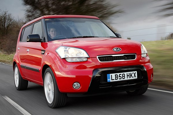 Kia Soul (09 13)   Rated 4 Out Of 5