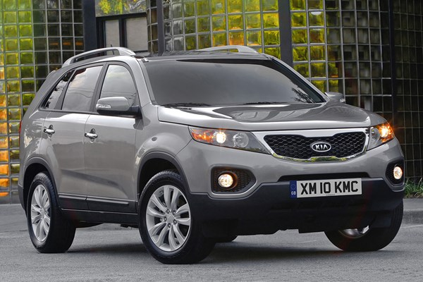 Kia Sorento (10 14)   Rated 4 Out Of 5