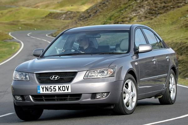 Hyundai Sonata (05 10)   Rated 2 Out Of 5