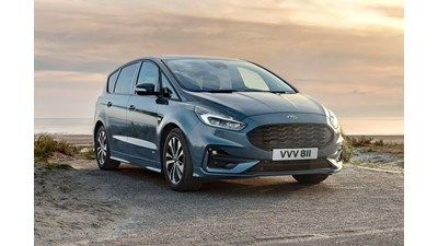 Ford S-MAX Estate ST-Line 1.5 EcoBoost GTDi 165PS 5d