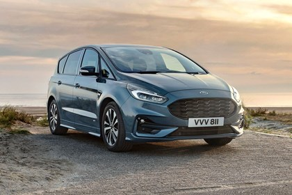 Ford S Max Specs Dimensions Facts Figures Parkers