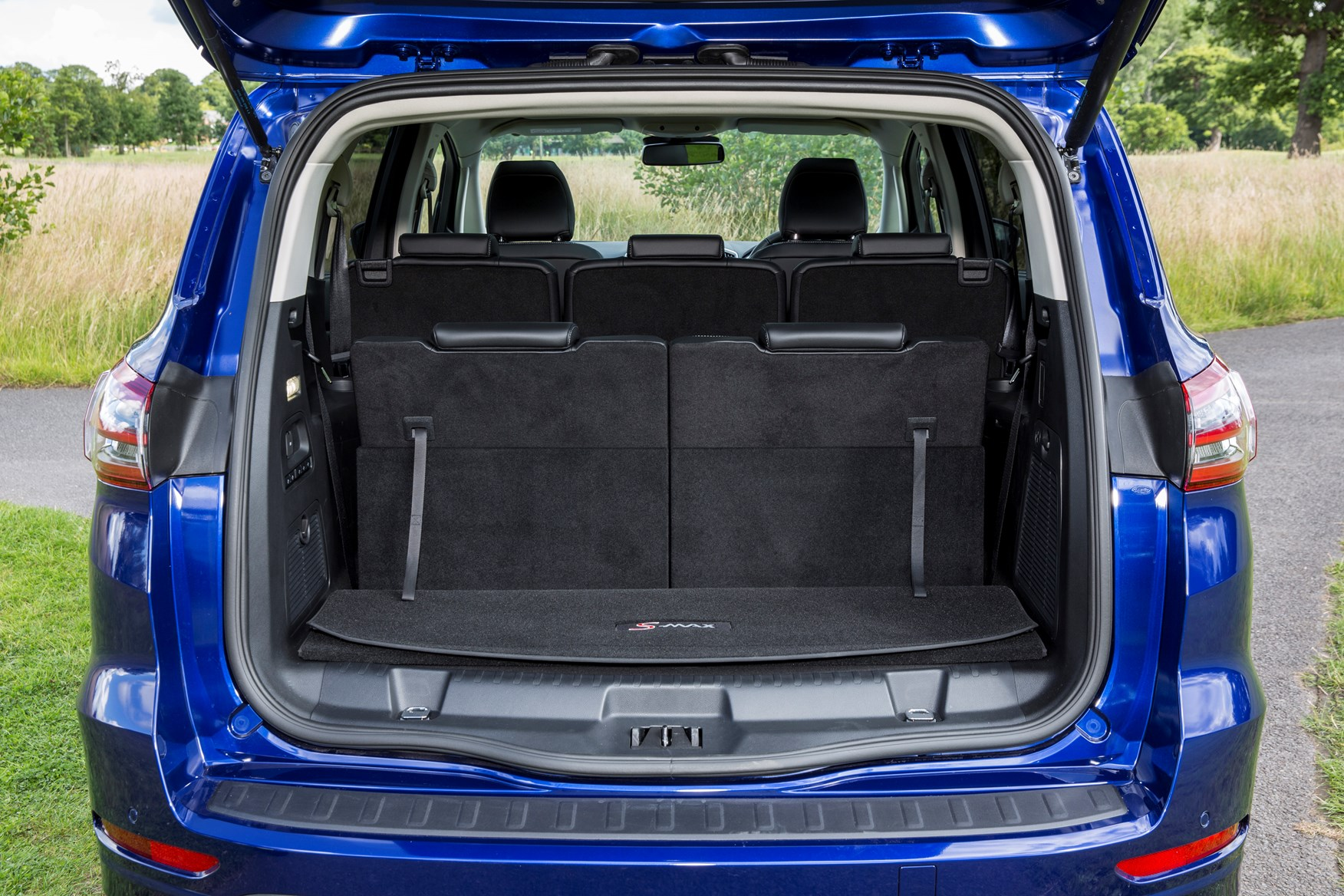 Image Result For Ford Kuga Boot Space Litres
