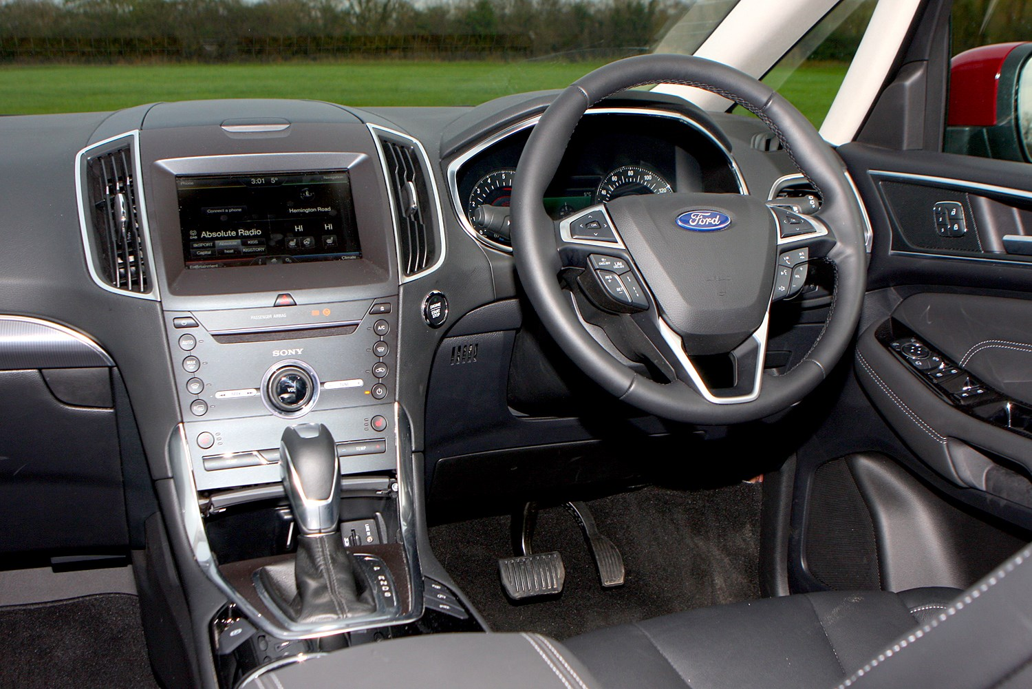 Ford C Maxs >> Ford S-MAX Estate (2015 - ) Features, Equipment and Accessories | Parkers