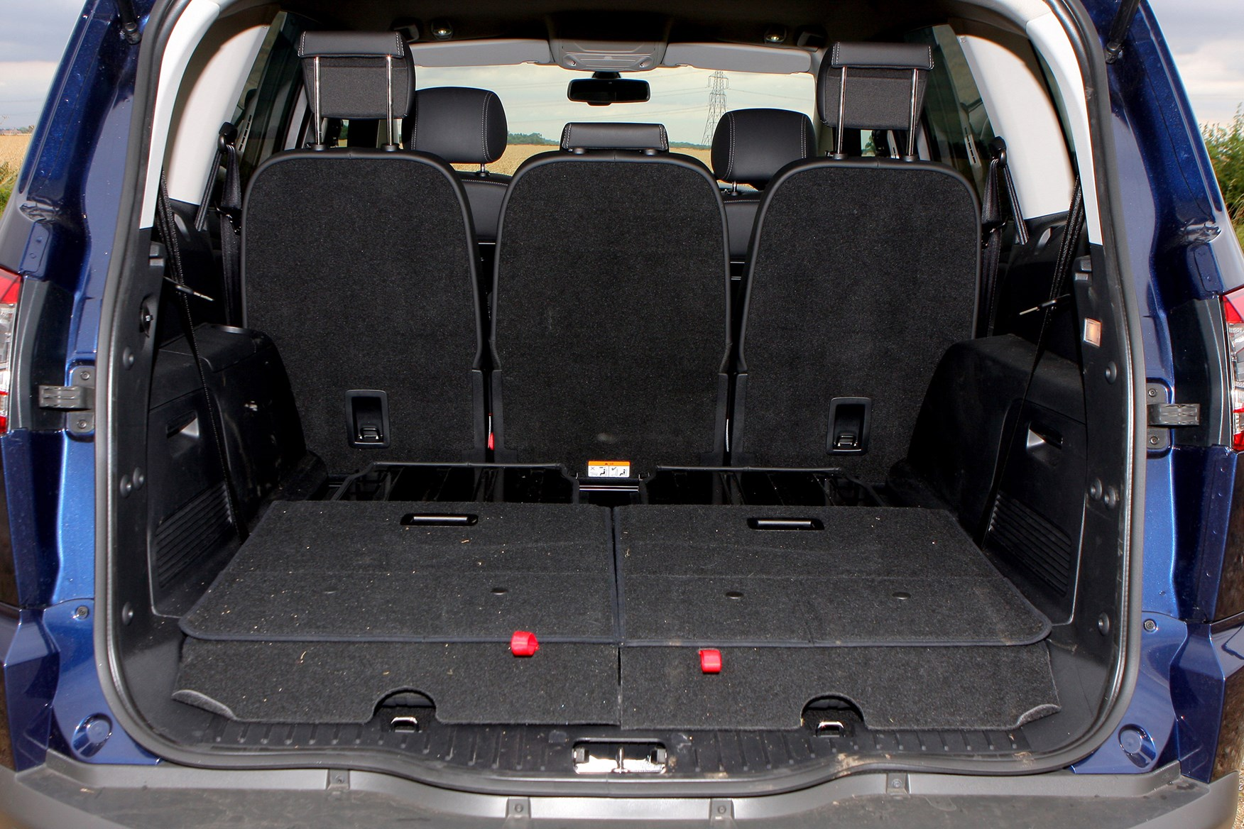 Ford S-MAX Estate (2006 - 2014) Features, Equipment and Accessories ...