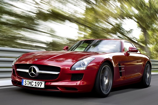 Mercedes-Benz SLS-Class AMG (2010 - 2014) Used Prices