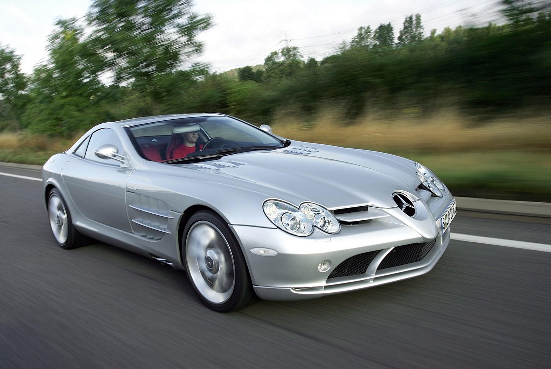 Mercedes benz slr mclaren convertible 2003 photos for Mercedes benz slr mclaren