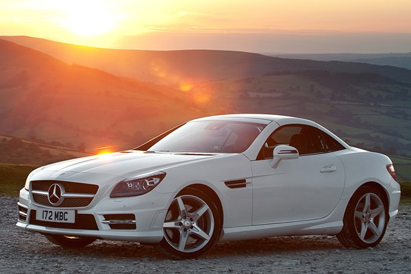 Mercedes-Benz SLK Roadster (2011 - 2016) Used Prices