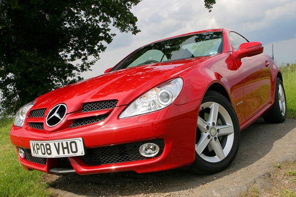 Mercedes Benz Slk Roadster 04 11 Rated 4 Out Of 5
