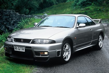 Nissan Skyline R33 used prices, secondhand Nissan Skyline R33 prices