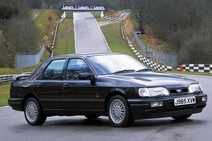 Ford Sierra Sapphire used prices, secondhand Ford Sierra
