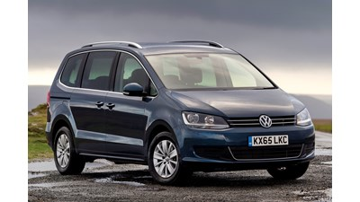 Volkswagen Sharan Estate SE Nav 2.0 TDI SCR 150PS DSG auto 5d