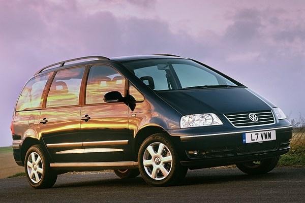 volkswagen sharan estate review (2000 - 2010) | parkers