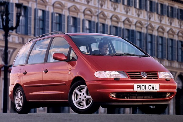 Volkswagen Sharan (1995 - 2000) Used Prices