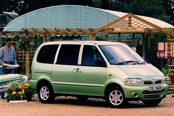 Nissan Serena (1993 - 2001) Used Prices