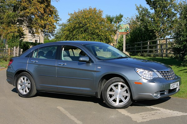 Chrysler sebring 2007 review