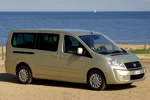 fiat scudo combi from 2007 used prices parkers. Black Bedroom Furniture Sets. Home Design Ideas