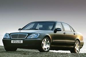 Owners Reviews Mercedes Benz S Class Saloon 1999 S500l 4d Auto 99