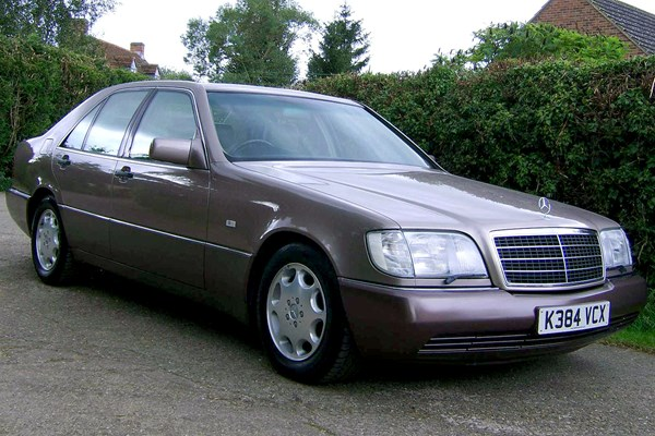 Mercedes-Benz S-Class (1991 - 1999) Used Prices