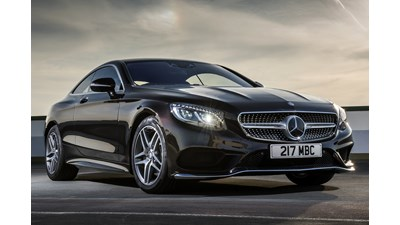 Mercedes-Benz S-Class Coupe S 560 AMG Line 9G-Tronic auto (01/2018 on) 2d