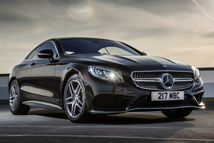 Mercedes benz s class specs dimensions facts figures parkers - S class coupe dimensions ...