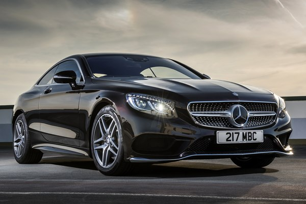 Mercedes-Benz 2017 S-Class Coupe