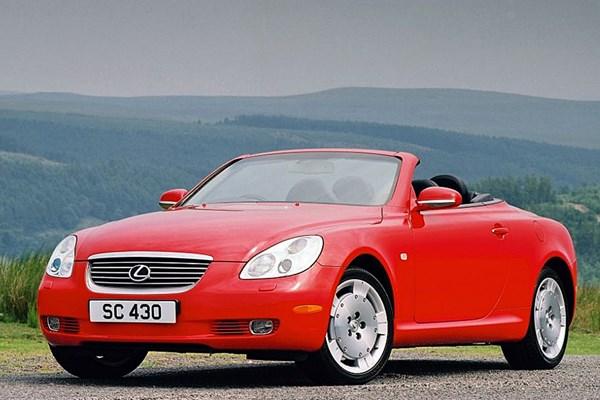 Lexus SC (2001-)