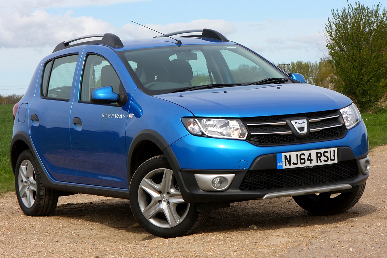 dacia sandero stepway review 2013 parkers. Black Bedroom Furniture Sets. Home Design Ideas